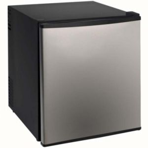 Photo of 1.7 Cu. Ft. Compact SUPERCONDUCTOR Refrigerator - Stainless Steel Door AC/DC