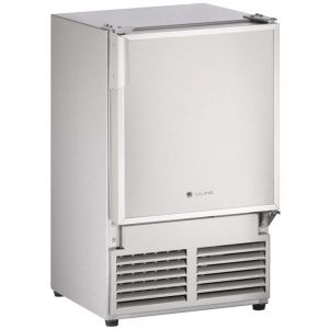 Photo of 220V Stainless Steel Marine Crescent Ice Maker - Flush to Cabinet