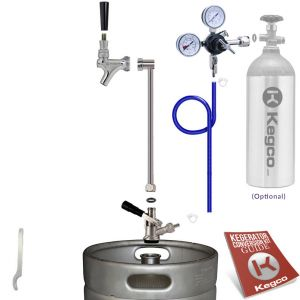 Photo of Ultimate Keg Party Pump Kit Beer Dispenser