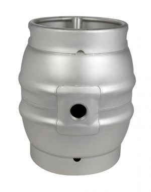 Photo of Brand New 10.8 Gallon Firkin Beer Keg Cask