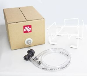 3 Photo of Illy Bag-In-A-Box Cold Brew Coffee for Kegco HK-46-IY - 12 Month Subscription