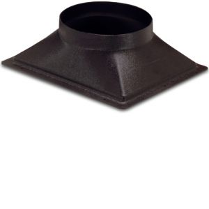 3 Photo of Wine Guardian 1/4 Ton Duct Collar - Supply - Outlet