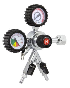 3 Photo of Premium Dual Gauge Two Product Regulator