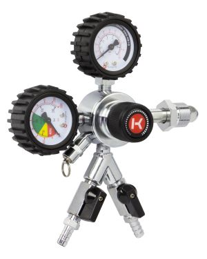 3 Photo of Premium Dual Gauge Two Product Nitrogen Regulator