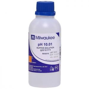 3 Photo of pH 10.01 Calibration Buffer Solution - 230 ml