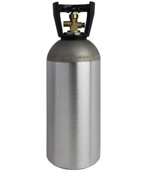 3 Photo of 10 lb. Aluminum Co2 Tank