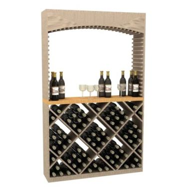 Diamond Wine Bin Table Top