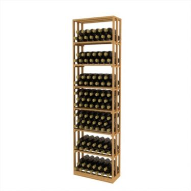 Lattice Rectangular Wine Bin