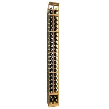 8' Two Column Standard Wine Rack