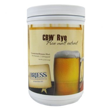Briess Rye Single Canister