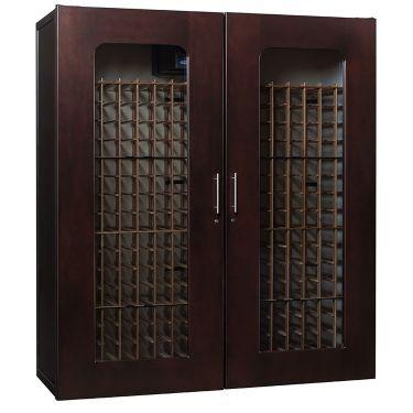 Le Cache 5200 Premium Wine Cellar Cabinet Provincial