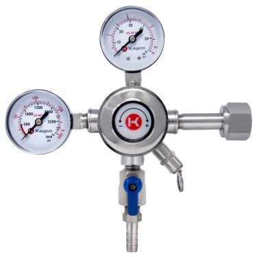 LH-542 Co2 Regulator