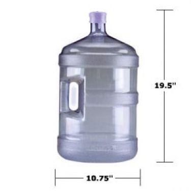 Polycarbonate Crown Top Water Bottles 5 Gallon Beveragefactorycom