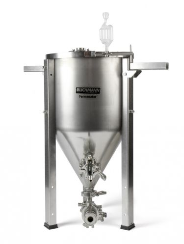Blichmann 7 Gallon Conical Fermenator Tri Clamp Fittings