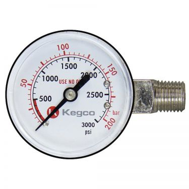 High Pressure Replacement Gauge