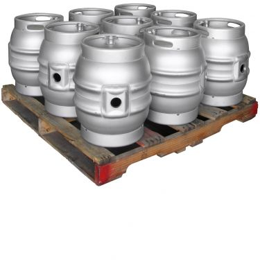 Pallet of 9