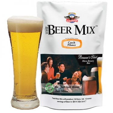 Beer Machine Czech Pilsner Mix