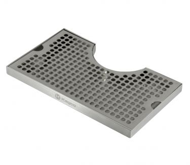 Surface Mount Drip Tray Angled