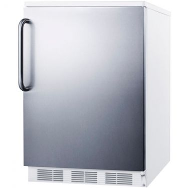 Summit FF6SSTB All Refrigerator