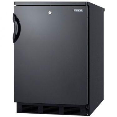 Summit Ff7lbl Undercounter Compact Refrigerator W Lock