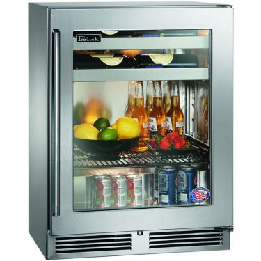 Perlick HH24BS-3-4L Bev Center