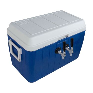 Kegco KJB-200-BLUE-M Jockey Box