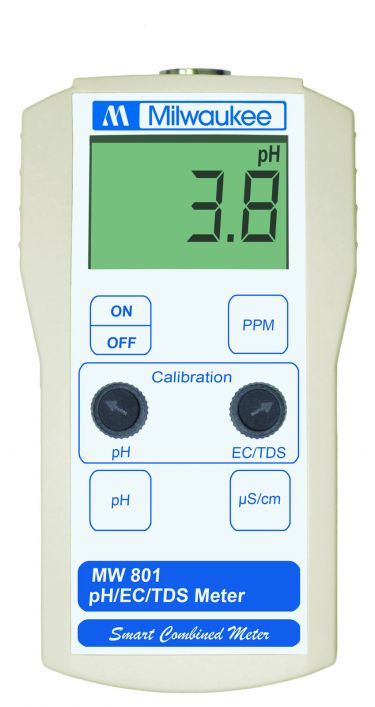 Milwaukee MW801 TDS Meter