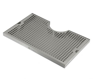 Kegco Seco 1610 16 Quot X 10 Quot Surface Mount Drip Tray 3
