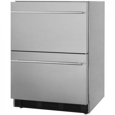 Summit SP6DS2D7 Refrigerator