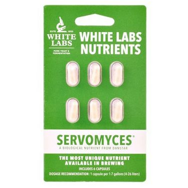 White Labs Servomyces 6-Pack