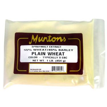 Muntons Wheat DME - 1lb Bag