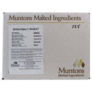 Muntons Wheat DME - 55lb Box