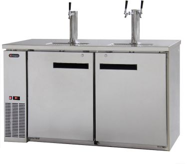 Two Keg Refrigerators