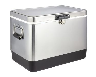 Kegco Stainless Steel Cooler