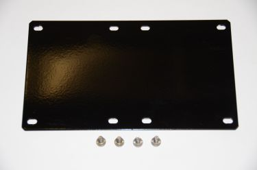 Dual Controller Mounting Plate