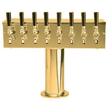 T Style 8 Faucet Brass