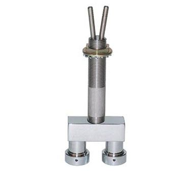 4-1/4 Inch Dual Faucet Shank