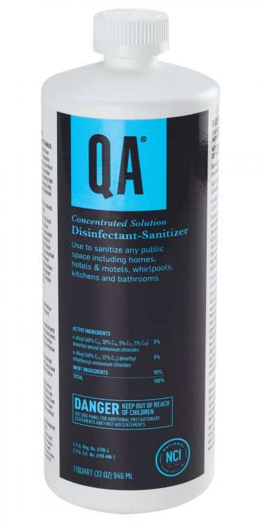Q.A. Concentrated Solution