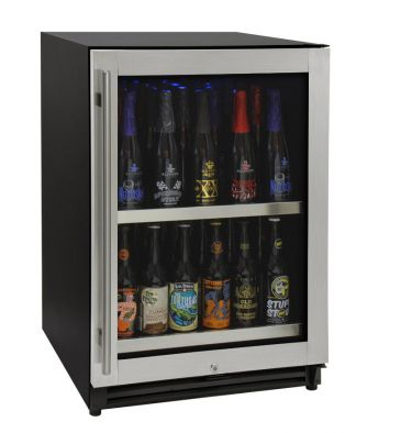 Kegco Vscb 24ssrn 24 Quot Wide Undercounter Craft Large Format
