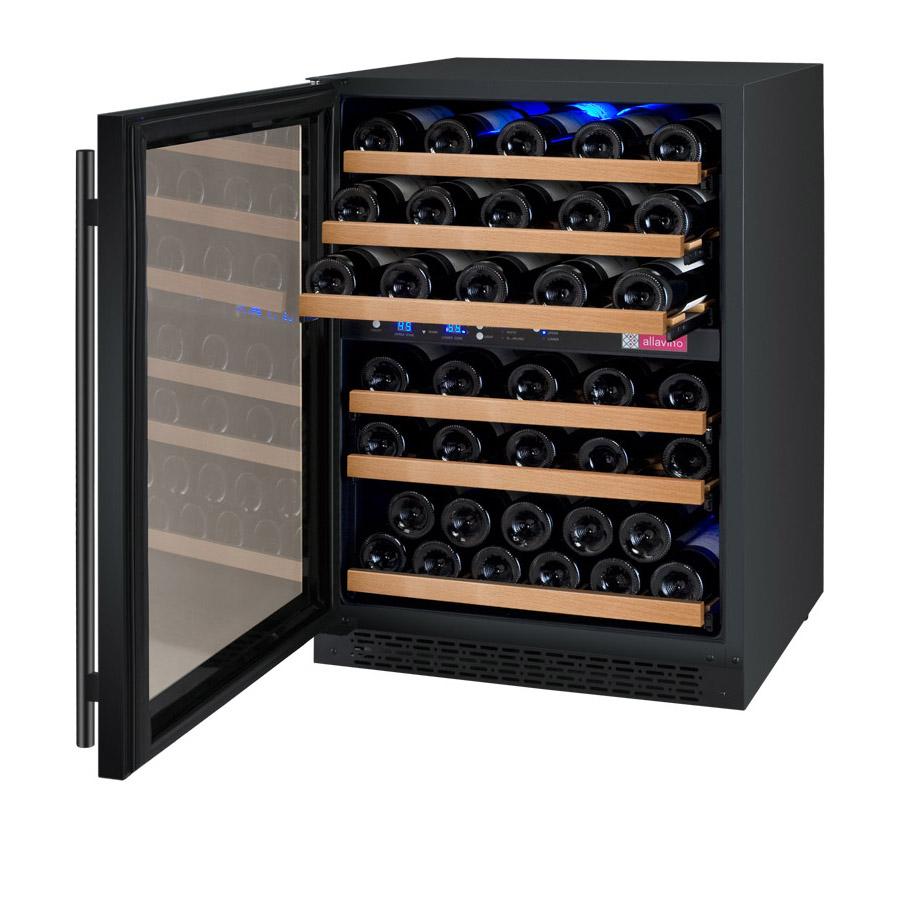 Allavino Wine Cellar Two Zone Vswr56 2bwln Flexcount