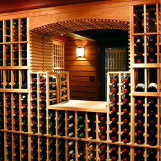 Exceptionnel Wine Cellar Rack Kits