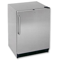 Fully Wrapped Stainless Steel Cabinet & Door with Pro Handle
